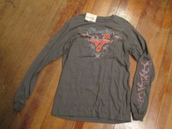 20X Long Sleeve T-Shirt by Wrangler in The Ranch