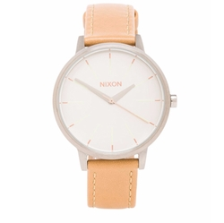 The Kensington Leather Watch by Nixon in Supergirl