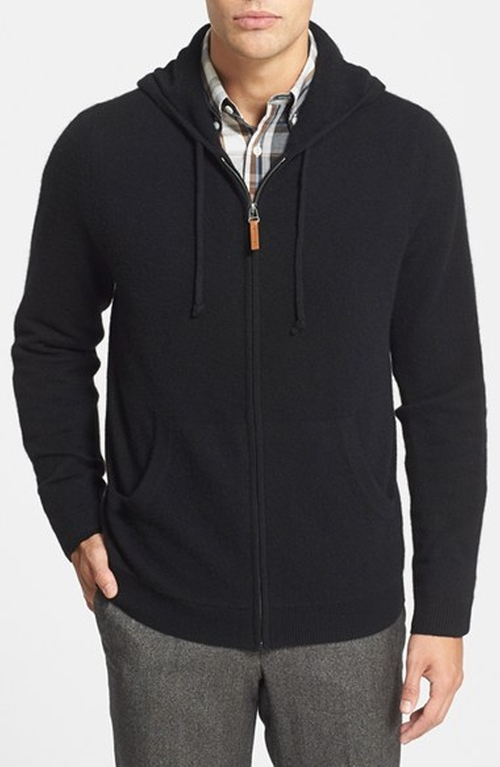 Cashmere Hoodie by Nordstrom in Nashville - Season 4 Episode 10
