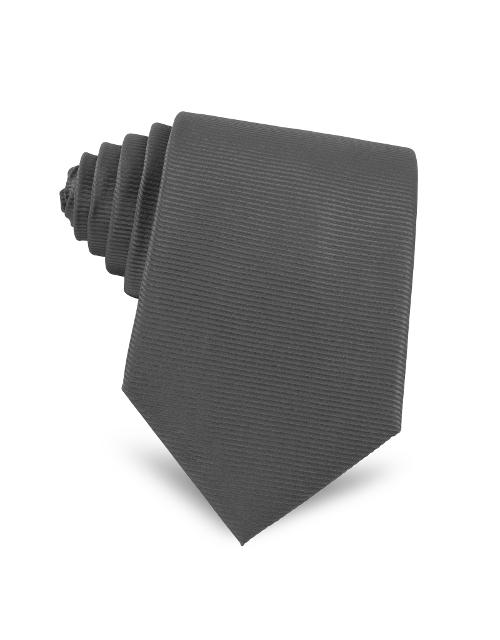 Solid Twill Silk Tie by Coveri Collection in Wish I Was Here