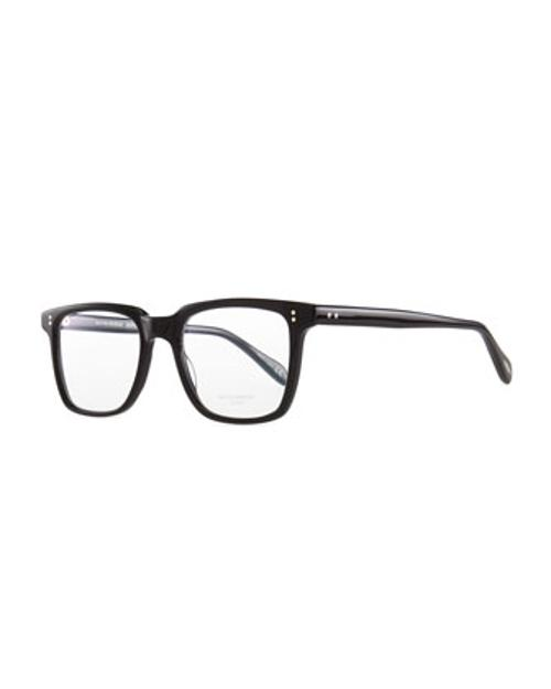NDG I Fashion Glasses, Black by Oliver Peoples in Jersey Boys