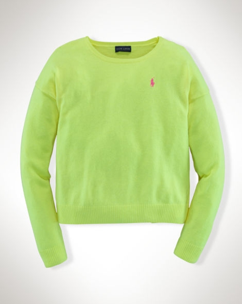 Slouchy Pullover by Ralph Lauren in No Escape
