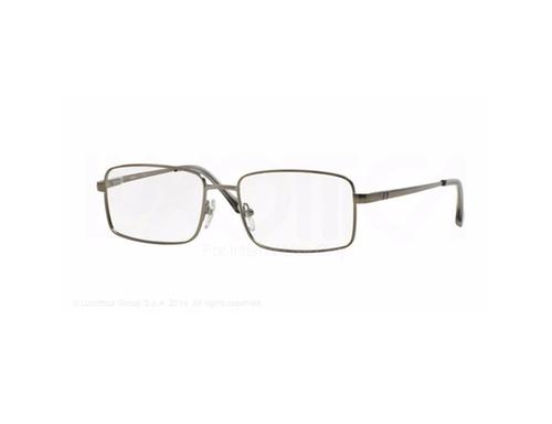 Matte Gunmetal Eyeglasses by Sferoflex in Snowden