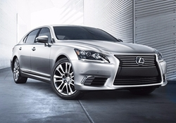 LS 460 Sedan by Lexus in Suits