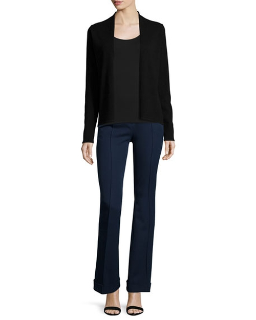 Stori Cashmere Open-Front Sweater by Elie Tahari in Keeping Up With The Kardashians