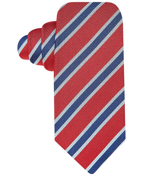 Varsity Stripe Tie by Countess Mara in Get Hard
