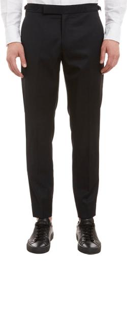 Dobby Slim Pants by Brooklyn Tailors in We're the Millers