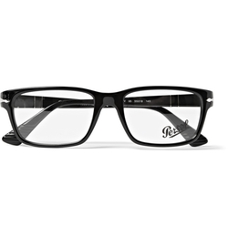 Square-Frame Optical Glasses by Persol in American Horror Story
