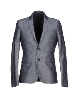 Lapel collar Blazer by Messagerie Blazer in Hot Pursuit
