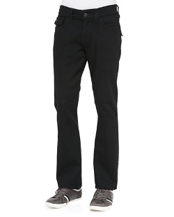 Ricky Midnight Straight-Fit Jeans by True Religion in Self/Less