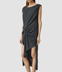 Riviera Devo Dress by AllSaints  in Pretty Little Liars