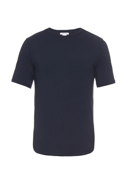 Crew-Neck Jersey T-Shirt by Helmut Lang in Scandal