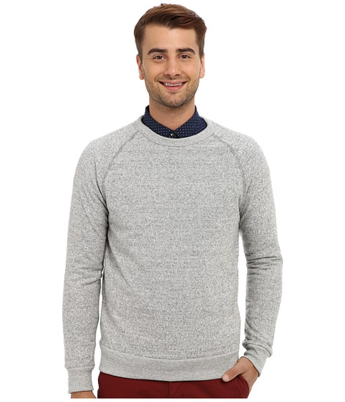 Jaspe Crew Neck Sweater by Alternative  in Silicon Valley
