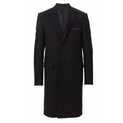 Frayed Evening Coat by Givenchy in Suits