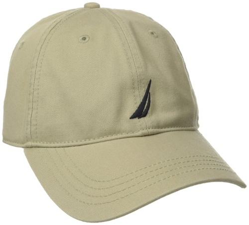 Men's Twill 6-Panel Cap by Nautica in Me and Earl and the Dying Girl