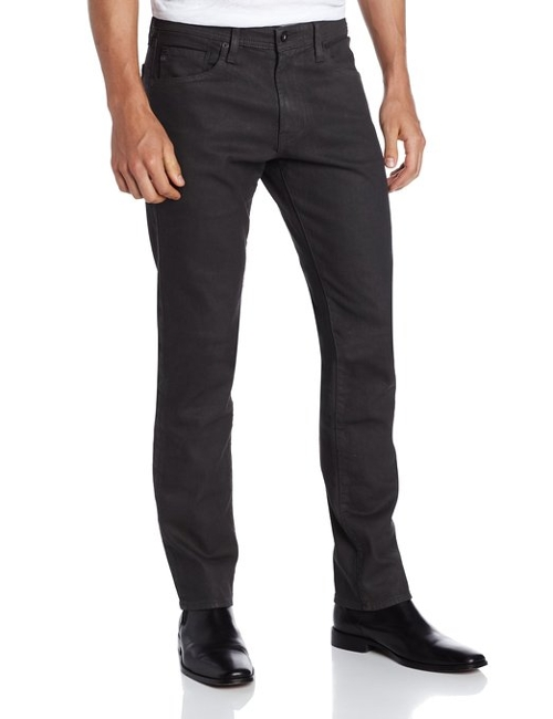 Slim Straight-Leg Jeans by AG Adriano Goldschmied in Ex Machina