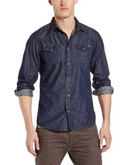 Sonora Woven Shirt by Diesel in The Town