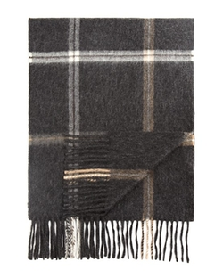 Plaid Windowpane Scarf by The Men's Store at Bloomingdale's in Billions