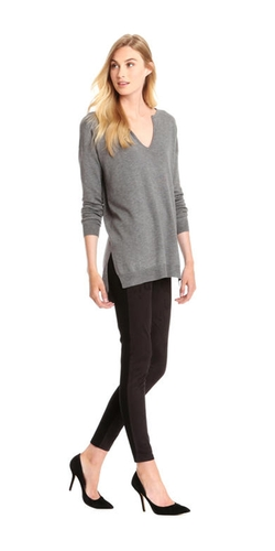 Slit Neck Sweater by Joe Fresh in Modern Family