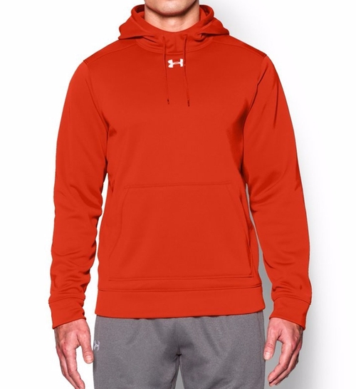 Storm Armour Fleece Team Hoodie by Under Armour in The Ranch -  Looks