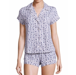 Nightingale Short Pajamas by Eberjey in Fuller House