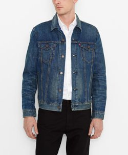 Trucker Denim Jacket by Levi's in Vice