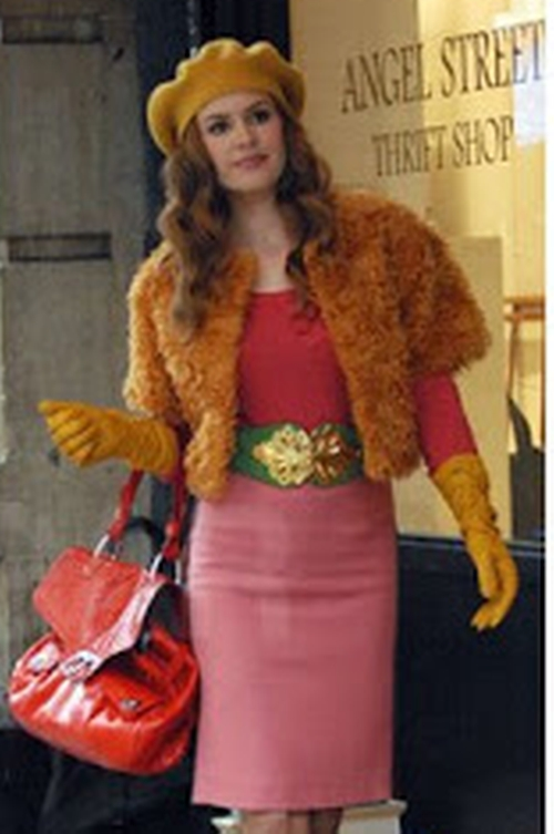 Red Handbag by Miu Miu in Confessions of a Shopaholic