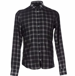 Checked Shirt by Patrizia Pepe in Supergirl