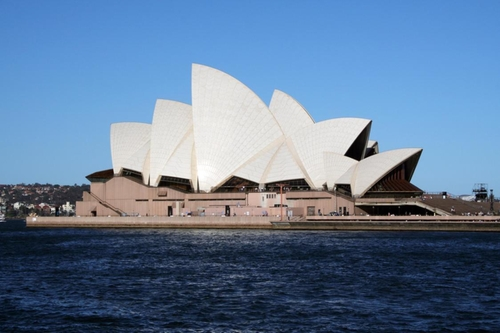 Sydney Opera House Sidney, Australia in Mechanic: Resurrection
