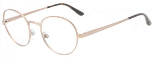 Round Eyeglasses by Giorgio Armani in Sex and the City