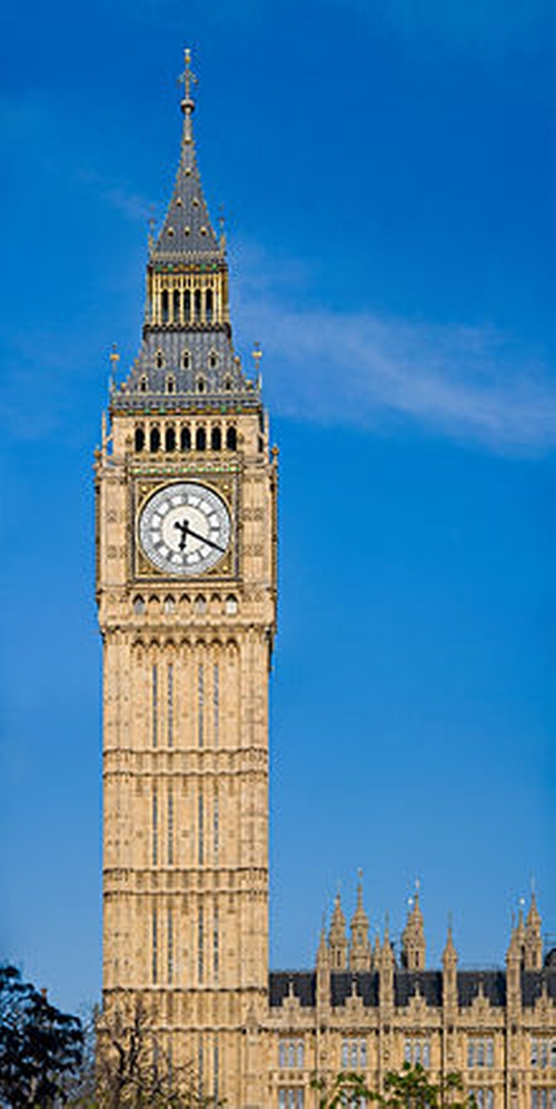 Big Ben London , United Kingdom in London Has Fallen