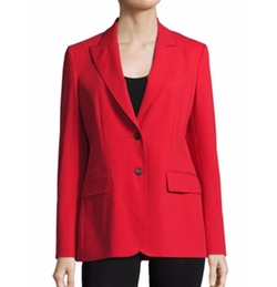 Fabia Wool Jacket by Max Mara in The Good Fight