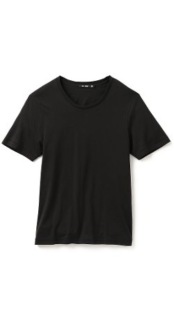 Classic Crew Neck T-Shirt by BLK DNM in Pitch Perfect 2