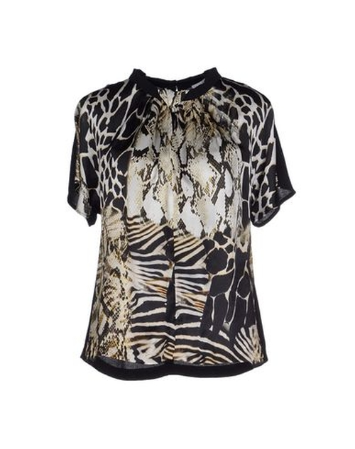 Animal Pattern Print Blouse by Axara Paris in The Good Wife