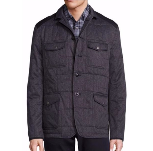 Quilted Utility Jacket by John Varvatos Star USA in Lethal Weapon - Season 1 Episode 9