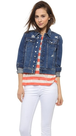Jean Jacket by Blank Denim in Paper Towns