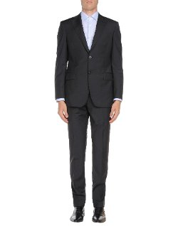 Lapel Collar Wool Suit by Pierre Balmain in The Town