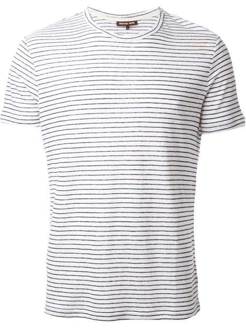 Striped T-Shirt by Michael Kors in Terminator: Genisys