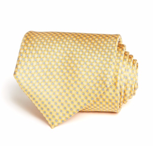 Micro Grid Classic Tie by The Men's Store At Bloomingdale's in The Infiltrator
