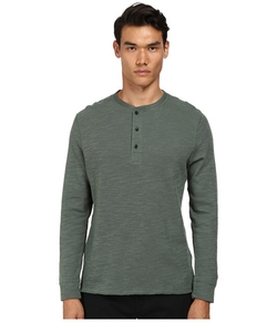 Hunter Henley Shirt by Billy Reid in Modern Family