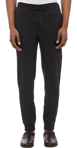 French Terry Fleece Jogging Pants by Rag & Bone in Southpaw