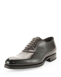 Charles Apron-Front Oxford Shoes by Tom Ford in Furious 7