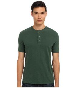 Jersey Flame Henley by Vince in Project Almanac
