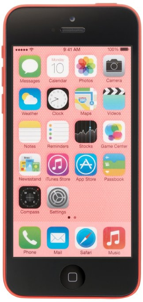 iPhone 5c Mobile Phone by Apple in Pretty Little Liars - Season 6 Episode 7