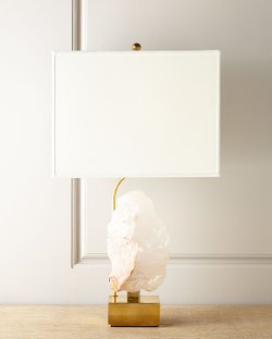 Trieste Table Lamp by Aerin in Run All Night