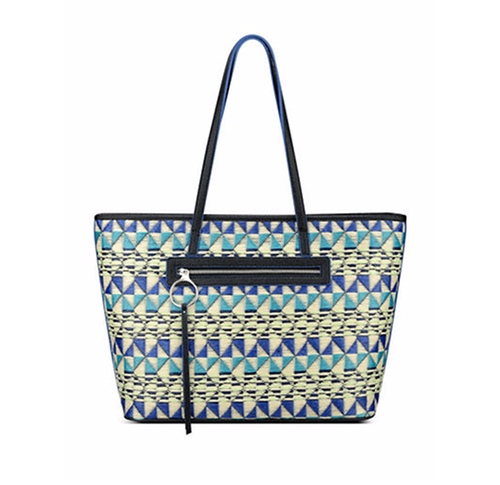 Seasonal Aztec Tote Bag by Nine West in New Girl