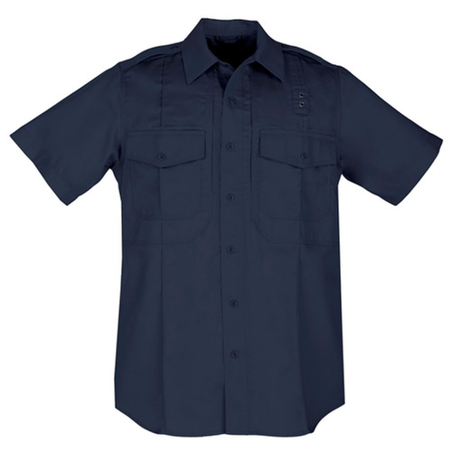 Tactical Short Sleeve Taclite  Shirt by 5.11 in Secret in Their Eyes