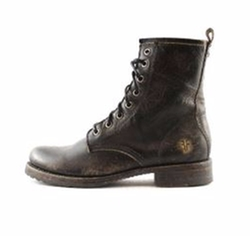 Veronica Combat Boots by Frye in Shadowhunters