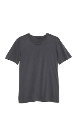 Classic Crew Neck T-Shirt 3 by BLK DNM in The Hundred-Foot Journey