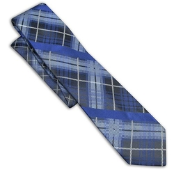 Heritage Plaid Tie by Haggar in The Good Wife